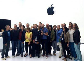Apple Industrial Designers team 2014