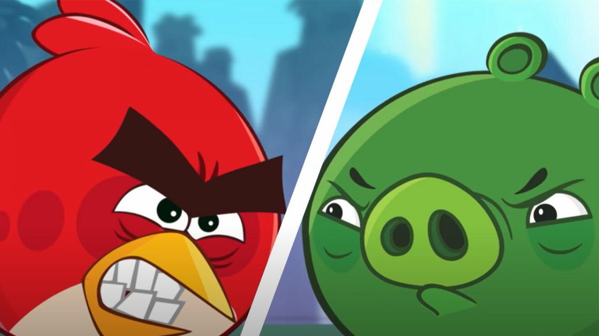 Angry Birds va faire son grand retour sur iPhone