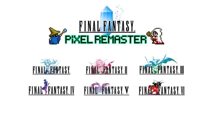 Un remaster des premiers Final Fantasy arrive sur iPhone